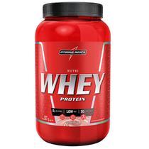 Whey Protein Nutri Morango IntegralMédica Pote - 907g -