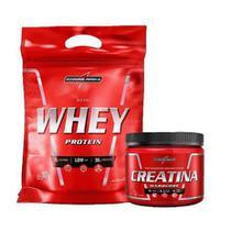 Whey Protein Nutri Whey 900g + Creatina 150g Integralmedica - Integralmédica