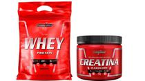 Whey Protein Nutri Whey 900g + Creatina 150g Integralmedica -