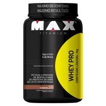 Whey Protein Pro 1 kg - Max Titanium -