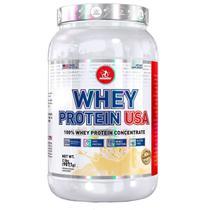 Whey protein usa 900 g - midway (baunilha) -