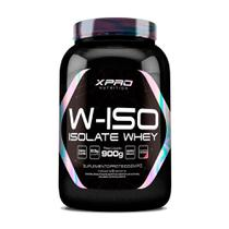Whey Protein W-Iso Isolate 900Gr Morango Xpro Nutrition