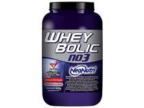 Whey Protein Whey Bolic NO3 900g Baunilha - Neo Nutri