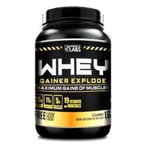 Whey Protein Whey Gainer 1.6Kg Vanilla Premium Anabolic Labs -