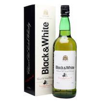 Imagem de Whisky Black & White 1 Litro