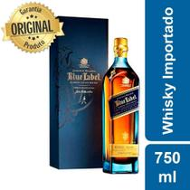 Whisky Escocês Blue Label Garrafa 750ml - Johnnie Walker