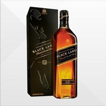 Whisky Escocês Johnnie Walker Black Label 1000ml