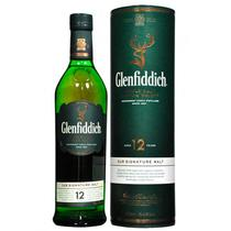 Whisky Glenfiddich 12 anos Single Malte 1l - Willian grant  sons