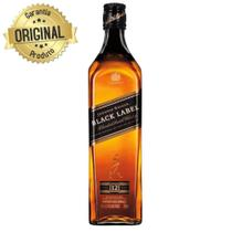 Whisky Johnnie Walker 12 Anos Black Label - 750ml