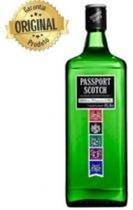 Whisky Passport - 1 Litro -