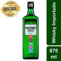 Whisky Passport 3 anos - 670ml -