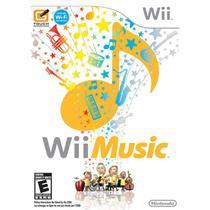 Wi Music Game Em Inglês Musica Jogo Para Nintendo Wii -