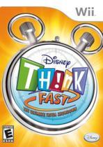 Wii Disney Think Fast -