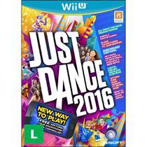 Wiiu Just Dance 2016 Mídia Física - Ubisoft
