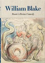William blake - dantes divine comedy -the complete drawings - Taschen do brasil