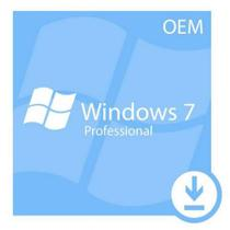 Windows 7 Professional 32/64 Bits Digital - Microsoft