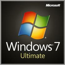 Windows 7 Ultimate 32/64 Bit esd - Microsoft