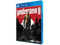 Wolfenstein II The New Colossus para PS4 - Bethesda