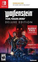 Wolfenstein Youngblood Deluxe Edition - Switch - Bethesda