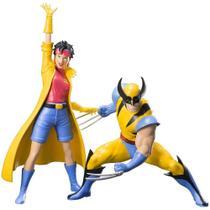 Wolverine & Jubilee X-men 92 - Artfx+ Statue Kotobukiya -