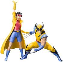 Wolverine  Jubilee X-men 92 - Artfx+ Statue Kotobukiya -