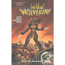 Wolverine (Marvel) (Quality Paper) - All-New Wolverine, Volume 3 - Enemy Of The State II -