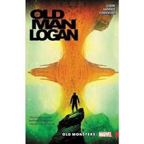 Wolverine: Old Man Logan - Wolverine: Old Man Logan, Volume 4 - Old Monsters - Marvel