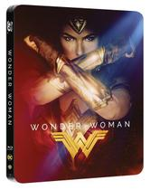 WONDER WOMAN - Blu-Ray - Warner bros.