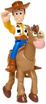 Woody e Bala no Alvo Toy Story 4 Imaginext - Mattel GFT01 -