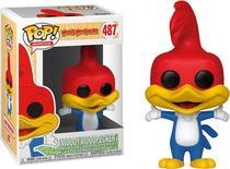 Woody Woodpecker 487 Pop Funko Pica-pau - Funko Pop