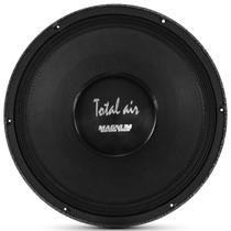 "Woofer Magnum 15"" 800W RMS Total Air 4 Ohms Bobina Simples -"