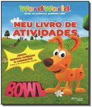 Word world: meu livro de atividades - Planeta
