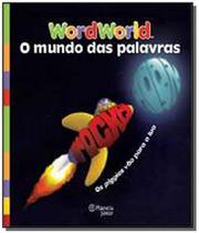 Wordworld: o mundo das palavras - Planeta