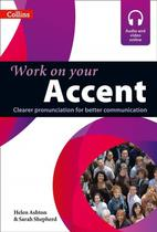 Work On Your Accent B1-C2 - Book With DVD-ROM - Collins