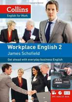 Workplace English 2 - Collins English For Work - Book With DVD And Audio CD -
