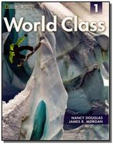 World Class 1 - Student Book + CDROM - Cengage