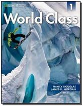 World Class 1 - Student Book + CDROM - Cengage -