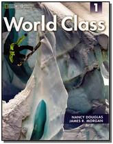 World Class 1 - Student Book + On-line Workbook - Cengage -