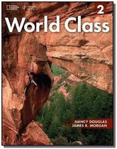World Class 2 - Student Book + CDROM - Cengage -