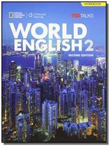 World English - 2nd Edition - 2 - Workbook (Printed) - Cengage -