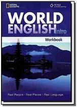World English Intro - Workbook - Cengage -