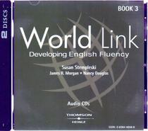 World link 3 cds-audio (2) - Thomson Heinle(Disal