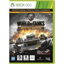 World Of Tanks - Xbox 360 - Mídia Física - Original Lacrado - Microsoft studios