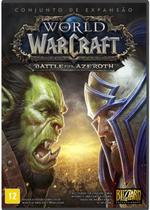 World Of Warcraft - Battle For Azeroth - Expansão - PC - Activision