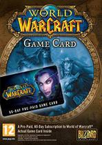 World of Warcraft - Game Card - Blizzard