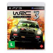 WRC 3  - Ps3 - Bandai