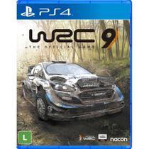 WRC 9 FIA World Rally Championship PS4 - Nacon
