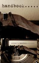 writers  typewriter themed  handbook blank  journal - Blurb -