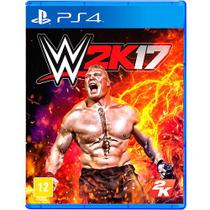 Wwe 2k17 - ps4 - 2k games