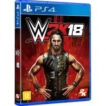 Wwe 2k18 - ps4 - 2k games